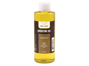 ANOINTING OIL SPIKENARD 4 OZ ALTAR SIZE