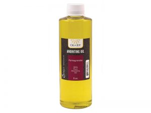 ANOINTING OIL POMEGRANATE 8 OZ REFILL