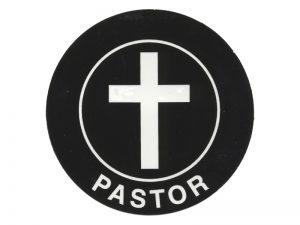 PASTOR STATIC CLING PK6