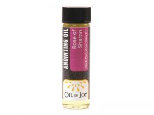 ANOINTING OIL ROSE OF SHARON 1/4 OZ PK6