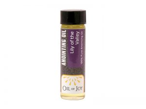ANOINTING OIL LILY OF VALLEY 1/4 OZ PK6