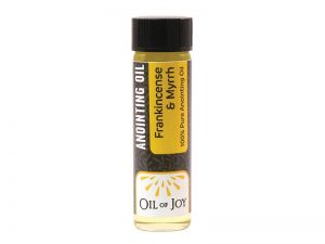 ANOINTING OIL FRANK&MYRRH 1/4 OZ PK6