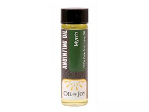 ANOINTING OIL MYRRH 1/4 OZ. PK6