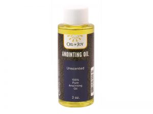 ANOINTING OIL UNSCENTED 2 OZ