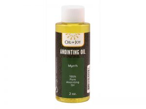ANOINTING OIL MYRRH 2 OZ