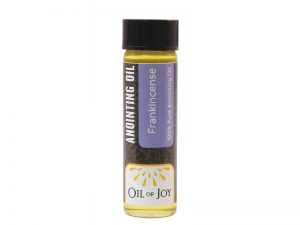 ANOINTING OIL FRANKINCENSE 1/4 OZ PK6