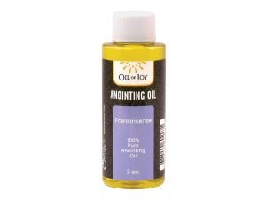 ANOINTING OIL FRANKINCENSE 2 OZ