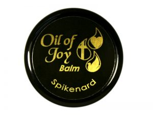 OIL OF JOY ANOINTING BALM SPIKENARD 1/3 OZ