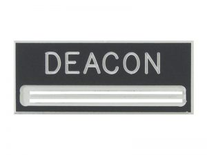 FORM SLOT DEACON – PACK OF 3