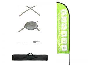 Flag Banner Kit