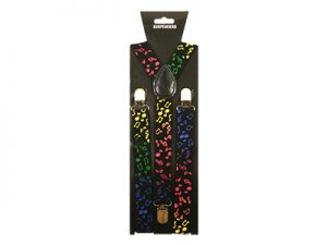 SUSPENDER MULTI-MUSIC NOTES