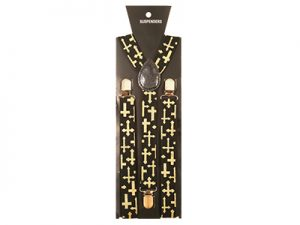 SUSPENDER MULTI CROSS