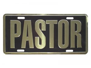AUTOTAG DELUXE PASTOR GOLD