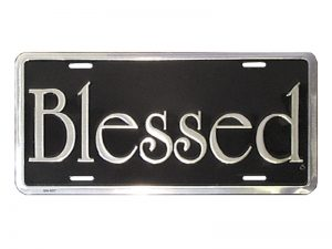 AUTOTAG DELUXE BLESSED SILVER