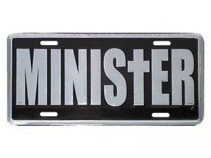 AUTOTAG DELUXE SILVER MINISTER