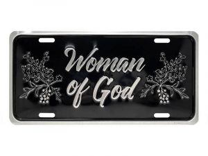 AUTOTAG DELUXE WOMAN OF GOD