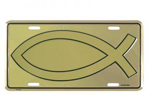 DELUXE AUTOTAG DELUXE GOLD FISH