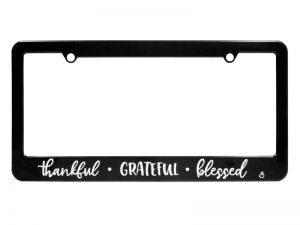 "TAG FRAME – ""THANKFUL GRATEFUL BLESSED"""