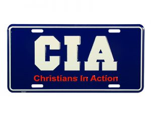 AUTOTAG CIA CHRISTIANS IN ACTION