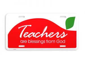 AUTOTAG TEACHERS ARE BLESSING(APPLE)