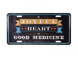 AUTOTAG JOYFUL HEART SUBLIMATION