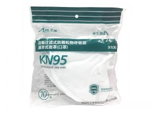 KN95 GENERAL PURPOSE MASK – 10 CT